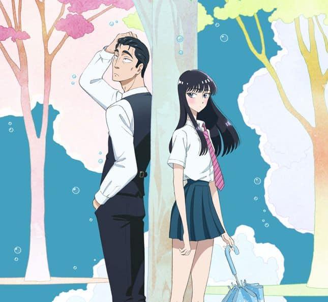 テレビアニメ放送中の『恋は雨上がりのように』の原作漫画が最終回を迎える